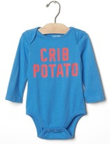 Gap Snack graphic bodysuit