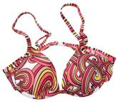 Speedo Clearance Womens Patterned Swimming Bikini Top