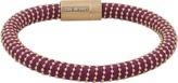 Carolina Bucci Purple Twister Band Bracelet