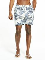 Selected Floral Swimshorts