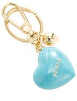 Furla 3D Heart Keyring