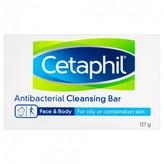 Cetaphil Gentle Cleansing Antibacterial Bar 127 g