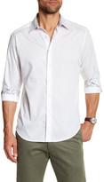Robert Graham Ship Building Long Sleeve Classic Fit Shirt