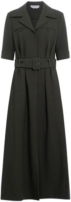 Gabriela Hearst Simone wool shirt dress