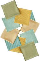 DESIGN IMPORTS Design Imports Laguna Set of 10 Assorted Dishcloths