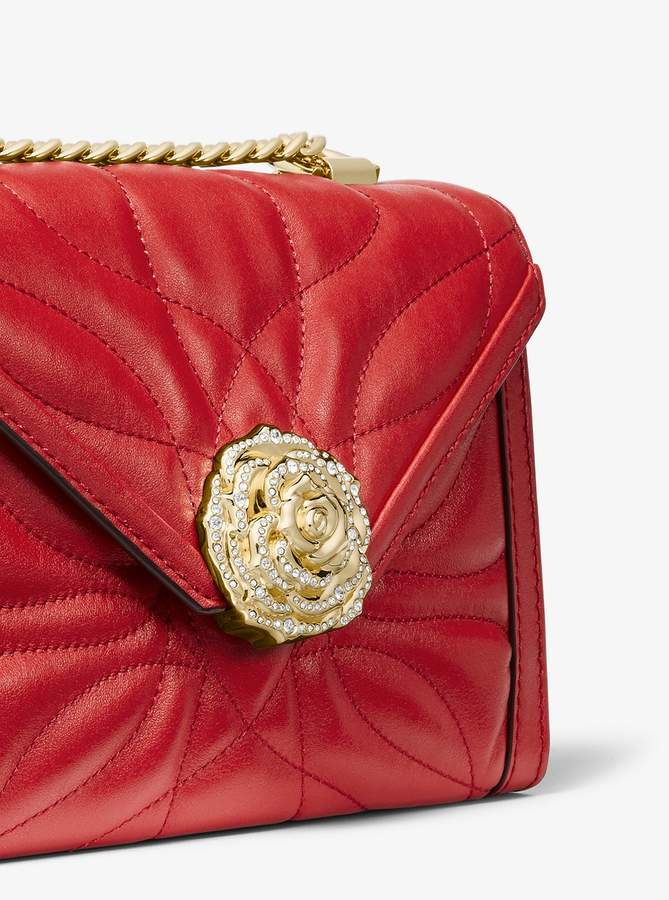 0fce6129f9ae Quilted Michael Kors Handbags - ShopStyle