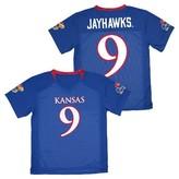 NCAA Kansas Jayhawks Boys Jersey