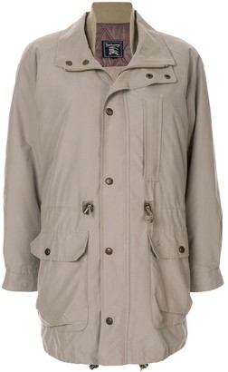 Burberry Pre Owned Long Sleeve Jacket