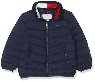 Tommy Hilfiger Baby U Light Down Jacket,104 (Size: 4)