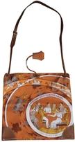 Hermes Silk City silk crossbody bag