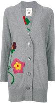 Semi-Couture Semicouture embroidered cardigan