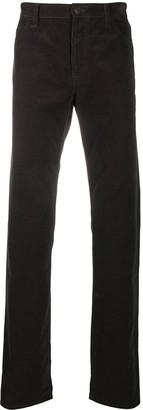 The Row High-Rise Slim Fit Jeans