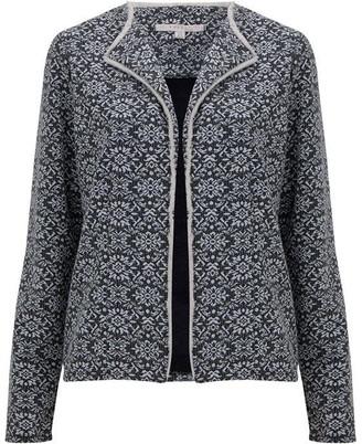 Nougat Amiens Paisley Jacket
