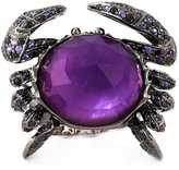 Stephen Webster 'Crab Crystal Haze' ring
