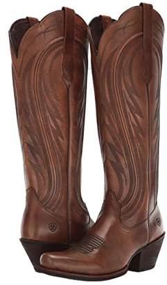 Ariat Abilene (Copper Brown) Cowboy Boots