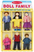 Melissa & Doug Kids' Doll Family