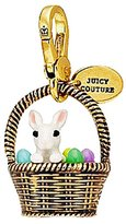 Juicy Couture Bunny Easter Basket Charm - Limited Edition 2013