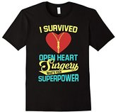I Survived Open Heart Surgery What's Your Superpower T-shirt