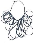 Fabiana Filippi Coconut Bead Multiloop Necklace