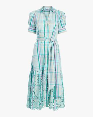 Tanya Taylor Fern Shirt Dress