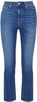 Paige Sarah blue slim-leg jeans
