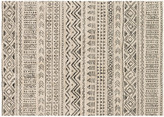 "One Kings Lane Jeanne Rug - Stone/Graphite - 5'3""x7'7"""