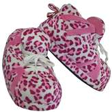 Snooki Print Slippers