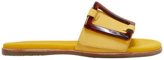 Hush Puppies Pipa Sunshine Nubuck Sandal