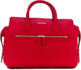 DSQUARED2 twin zip medium handbag - women - Cotton/PVC/Polyester/Polyurethane - One Size
