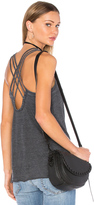 Chaser Criss Cross Strappy Cami