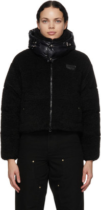 Duvetica Black Down Antares Jacket