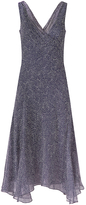 Diane von Furstenberg Dita Chiffon A-line Dress