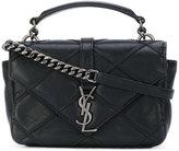 Saint Laurent mini Collà ̈ge satchel bag
