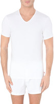 Derek Rose V-neck modal t-shirt