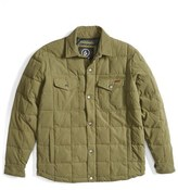 Volcom Boy's Fleming Field Jacket