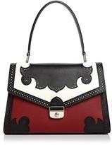 Longchamp Effronté Leather Shoulder Bag