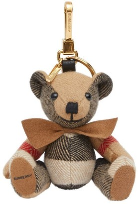 Burberry Thomas Bear Charm With Bow Tie