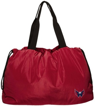 Women's Washington Capitals Cinch Tote Bag