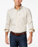 Barbour Men's Charles Tattersall Check Long-Sleeve Shirt