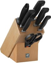 Henckels Four Star 8 Piece Knife Block Set