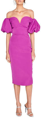 The Victory Strapless Dress