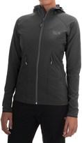 Mountain Hardwear Super Chockstone Jacket - UPF 50 (For Women)