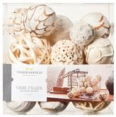 Threshold Vase Filler Decorative Balls White