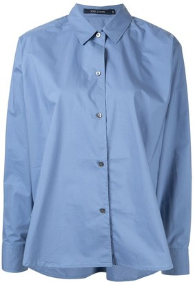 Sofie D'hoore Brat point-collar shirt
