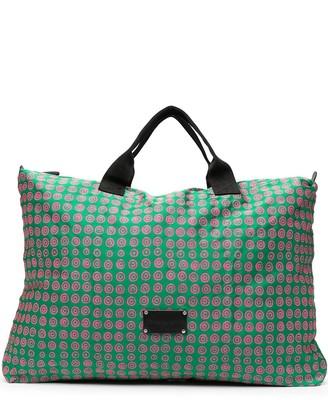 10 Corso Como Monogram-Motif Tote Bag