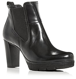 Paul Green Women's Dallas High Heel Platform Booties