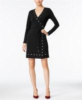MICHAEL Michael Kors Studded Wrap Dress