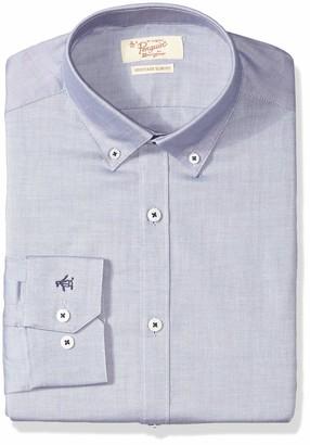 Original Penguin Men's Essential Slim Fit Button Down Collar Dress Shirt