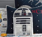 Pottery Barn Kids Star Wars(TM) Shaped Decorative Pillows