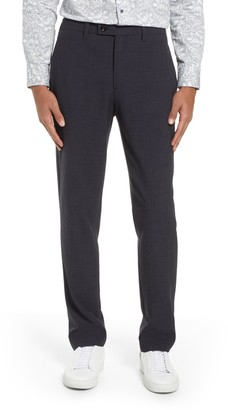 Ted Baker Grovten Slim Fit Check Suit Separate Trousers